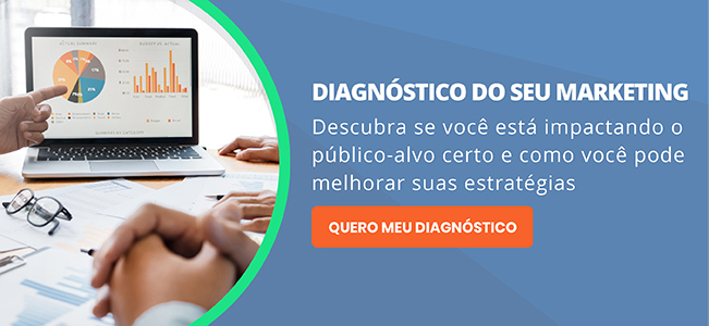 Diagnóstico do seu marketing